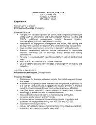 Resume Tips   Borrowman Baker  LLC Bullet Point Resume Example