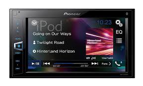 amazon com pioneer mvh av290bt 6 2\