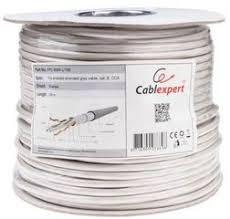 <b>Gembird</b> CAT 6 <b>FTP</b>/STP Cable Grey 100 m :: <b>Сетевые кабели</b> ...