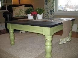 homemade coffee table ideas chalk paint coffee table