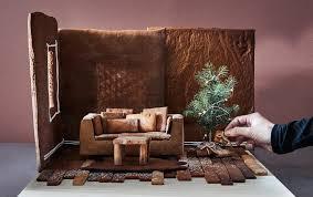 Гостиная из имбирных пряников - <b>IKEA</b>
