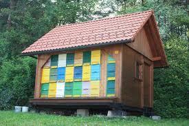 Bee Houses from Eastern Europe to Oak Harbor  Washington    Church Hives in bee house in Gradišče Pijavo Gorizia  Slovenia