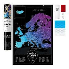 <b>Карта travel</b> map black europe <b>1DEA</b>.<b>me</b> 4820191130708 — купить ...