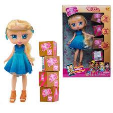 <b>Кукла 1TOY Boxy Girls</b> Willa с аксессуарами в 4 коробочках 20 см ...