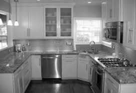 Grey Stained Kitchen Cabinets Stylish Bar Stool Glass Door Kitchen Cabinets Having Grey Finish