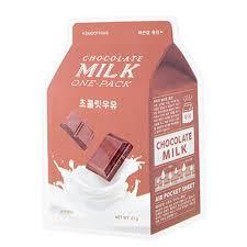 <b>Тканевая маска</b> A'Pieu Chocolate Milk One-Pack – купить в Москве ...