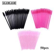 <b>GLAMLASH Wholesale 50Pcs disposable</b> Micro Mascara wand ...