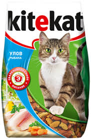 Корм для кошек <b>KITEKAT Улов рыбака</b> – купить в сети магазинов ...
