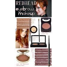 redhead eyebrow makeup middot bc084f1903107c8531e9a5c6ef116330