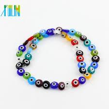 <b>6mm Evil</b> Eye Bead