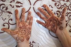 Image result for HENNA TATOUAGE IN MOROCCO