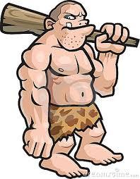 Image result for neanderthal clipart