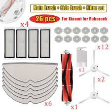 Vacuum <b>Cleaners</b> Vacuum <b>Cleaner Main Brush</b> Side Brush <b>Filter</b> ...