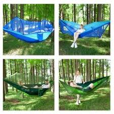 Portable <b>Automatic</b> Quick Opening Hanging hammock Camping ...
