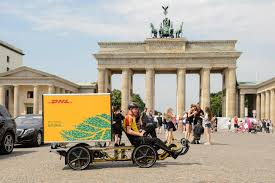 Amazon, <b>UPS</b> and <b>DHL</b> are testing cargo bikes in New York City