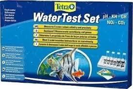 <b>Тест набор Tetra WaterTest</b> (pH,GH,KH,NO2,CO2) - купить в ...