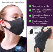 <b>POLYURETHANE Adult</b> / Kids Fashion Pm2.5 Japan <b>Face Mask</b> ...