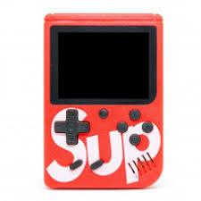 <b>Игровая приставка Palmexx SUP</b> Game Box 400 in 1 красный