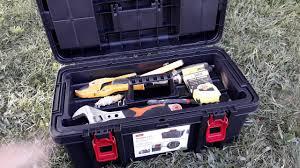 <b>Ящик</b> для инструмента <b>KETER tool box</b> 22 - YouTube