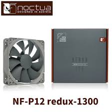 <b>Noctua NF</b>-<b>P12 redux</b>-1300 PWM 4PIN 120 мм 12 см ЦП или ...