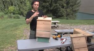 How to Build a Bat House   Woodwork GuideMore Information  DIY Bat House Plans