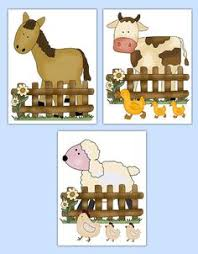 animal alphabet wallpaper borders and farm animals on pinterest baby nursery cool bee animal rocking horse