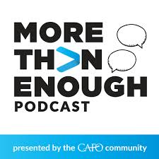 The More Than Enough Podcast
