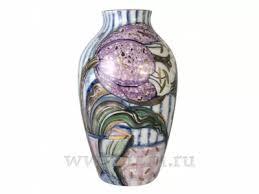 Ваза <b>декоративная Ваза</b> с тюльпаном арт. 60.06481.00.5