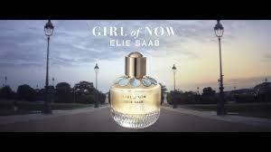 The new <b>ELIE SAAB</b> fragrance: <b>Girl of</b> Now - YouTube