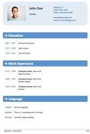 blue modern resume template   cv design ideas   pinterest   resume    free resume templates word  modern resume template  modern cv  blue modern  microsoft word  free microsoft  player resume  resume google  word resume
