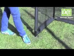 <b>Футбольные ворота Exit</b> Toys - YouTube