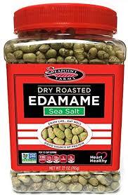 Seapoint Farms Sea Salt Dry Roasted Edamame ... - Amazon.com