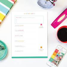 most popular collection living well shop long term goal worksheet digital
