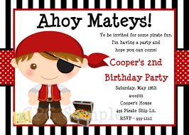 pirate birthday invitations ideas best invitations card ideas pirate birthday invitations photo