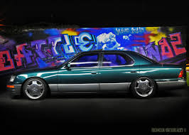 1996 Lexus Ls400 1996 Lexus Ls400 On 18in Amg Rims My Photography Pinterest