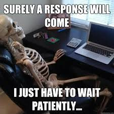 Waiting To download IOS 6 - Social Network Skeleton - quickmeme via Relatably.com