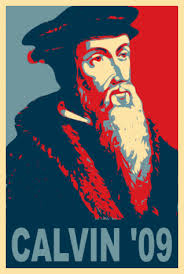 Resultado de imagem para John Calvin 2009 Logo