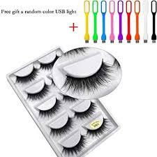 <b>3D</b> Natural Look Fake <b>Eye</b> Lash False Eyelashes Extension <b>Makeup</b> ...