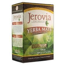 <b>Мате Jerovia Organico 500g</b> в магазине Дон Мате