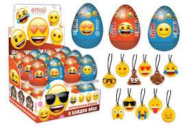 <b>EMOJI яйцо</b> с игрушкой