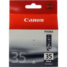Оригинальный <b>картридж Canon PGI</b>-<b>35</b> (с черными пигментными ...