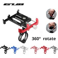 <b>GUB Plus</b> 6 Aluminum Bicycle Handlebar Motorcycle Phone Holder ...