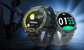 Only $31.99! The <b>Outdoor</b> Use <b>Kospet Raptor</b> Smartwatch With ...