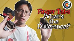 Archery | Finger <b>Tabs</b> - What's The Difference? - YouTube