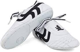 Fsskgx <b>Taekwondo Shoes</b>, <b>Children</b> Martial Arts Sneaker ...