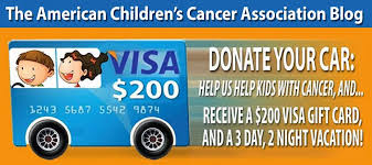 Donate Car NY | Receive $200 VISA | Car Donation NY