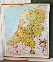 Afbeeldingsresultaat voor mooi nederland kaart