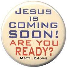 Image result for jesus is coming