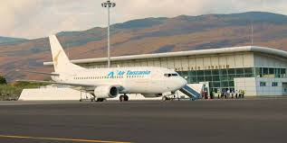 Prince Said Ibrahim International Airport