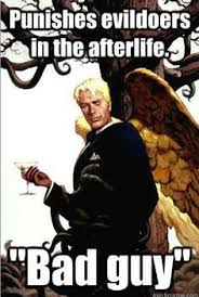 Good Guy Lucifer on Pinterest | Satan, Meme and Guys via Relatably.com